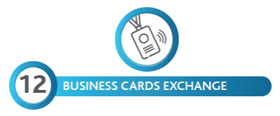 BUSINESS CARDS EXCHANGE